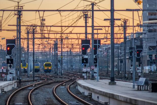 これからのビジョン 鉄道 シェア 拡大